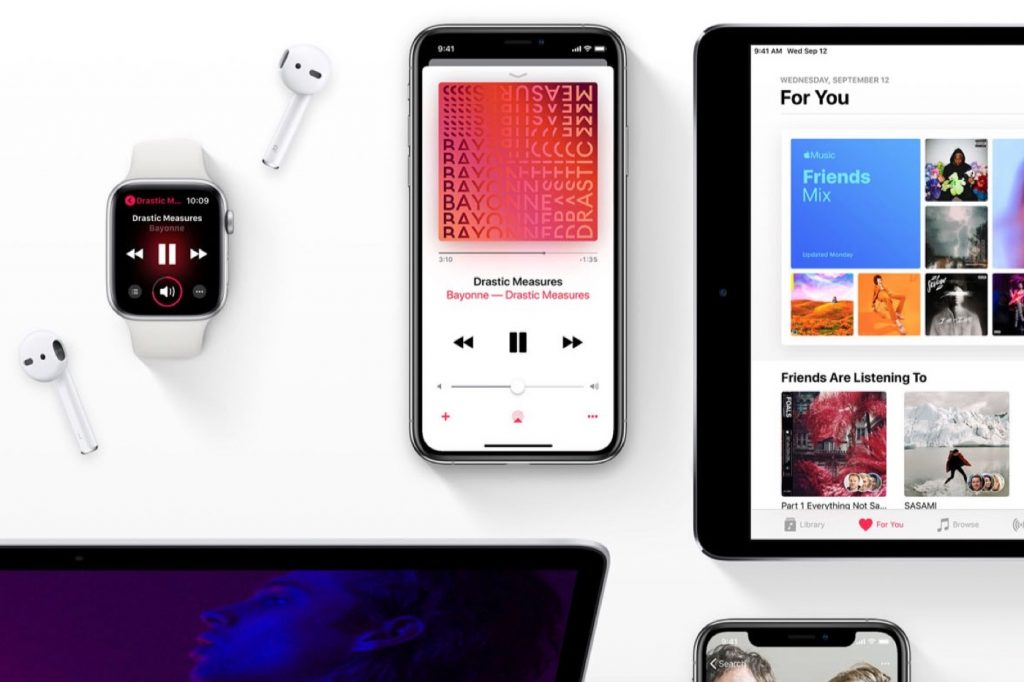 abonnement etudiant apple music