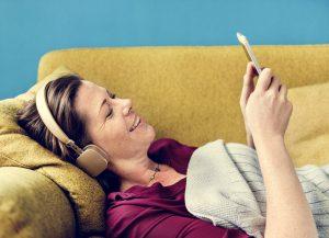étudiant musique streaming